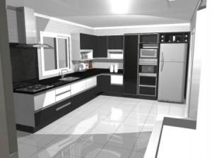 Cozinha Móveis Sob Medida