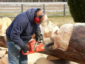Trabalho em madeira
