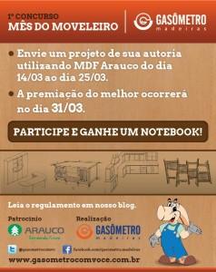 1° Concurso de Móvel do mês do Moveleiro