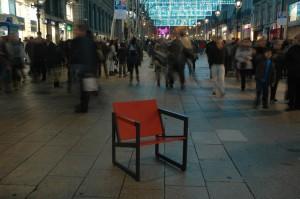 Cadeira de Valchromat