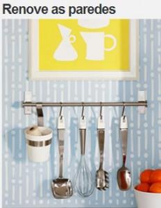 Cozinha com Aramado aéreo
