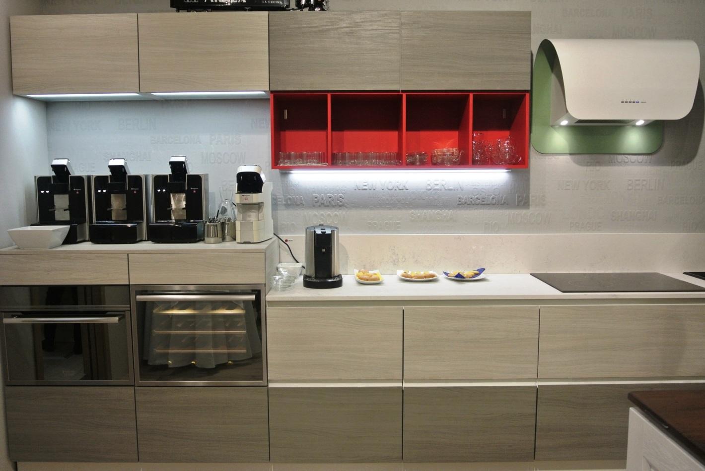 é a Tendência do Mobiliário das Cozinhas Pós Feira de Milão 2014 #A42B27 1420 950