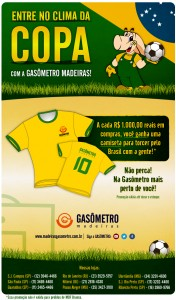 Copa Do Mundo Na Gasômetro Madeiras