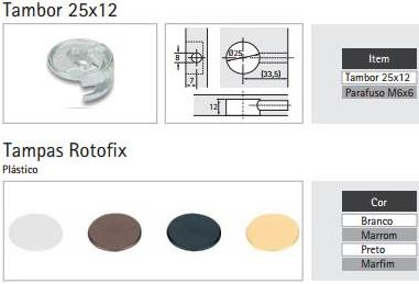 Dispositivos ROTOFIX
