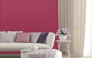 Tonalidade de rosa