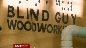 Video do Marceneiro cego