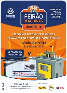 Feirão de Máquinas Rio de Janeiro