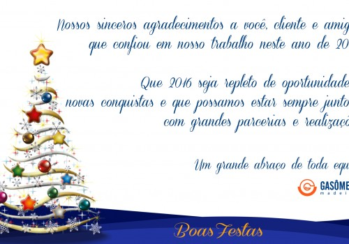 Feliz Ano Novo!